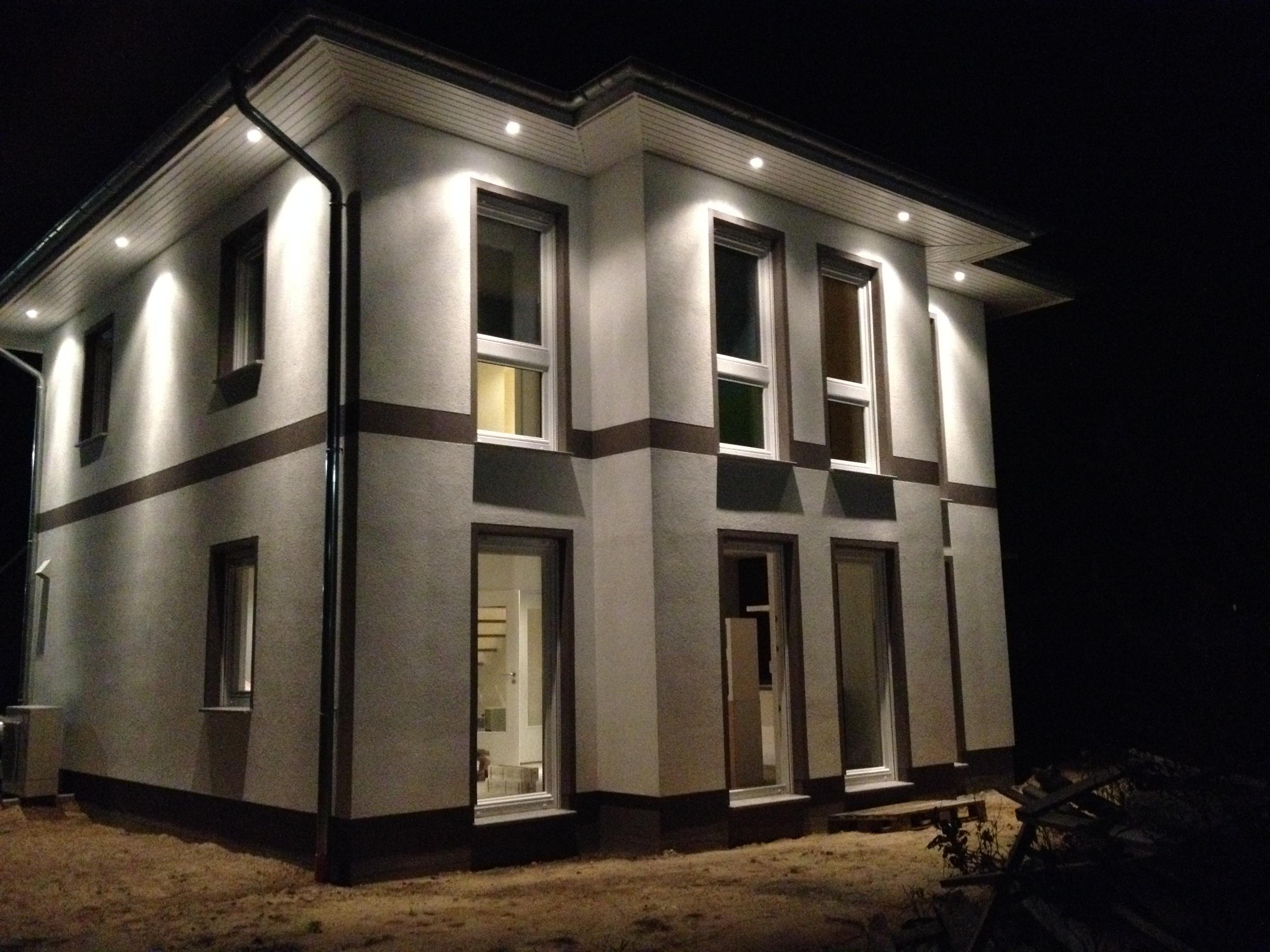 hausbau abgeschlossen unser haus ist fertig baublog stadtvilla apensen. Black Bedroom Furniture Sets. Home Design Ideas